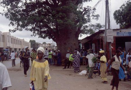 жители Гамбии