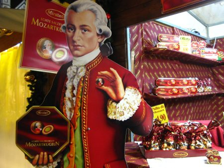 "конфеты ""Моцарткюгель"""