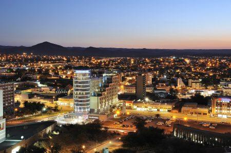 столица Намибии-Виндхук