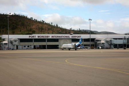 аэропорт Порт-Морсби