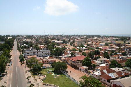 столица Гамбии-Банжул