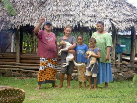 Жители Самоа