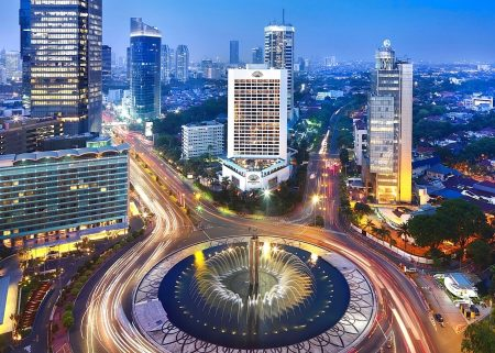 Город Джакарта