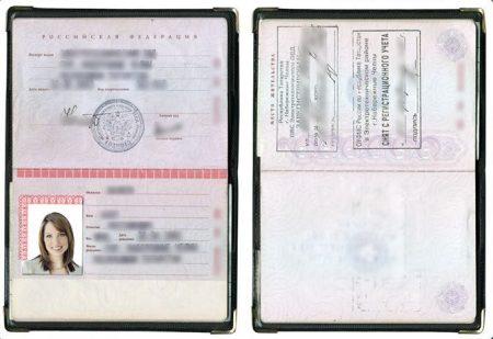 Копия гражданского паспорта