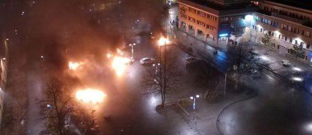 иммигрантский район Стокгольма