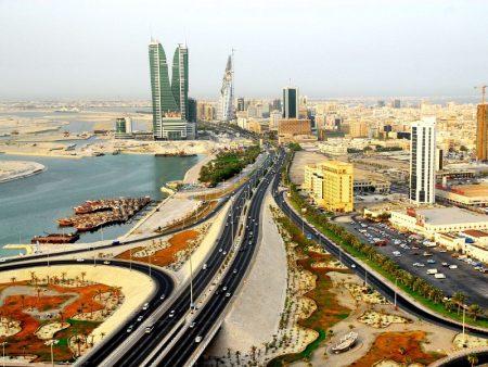 Столица Бахрейн - Манама