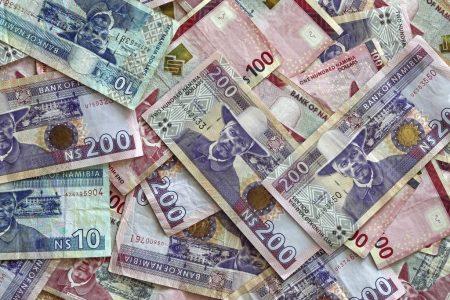 валюта Намибии