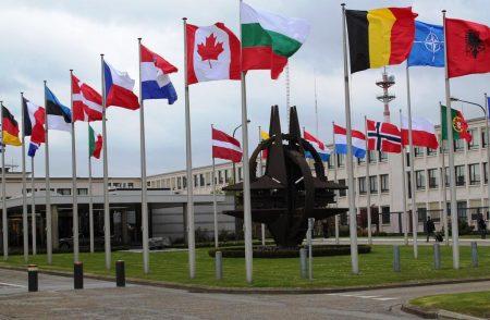 НАТО в Брюсселе