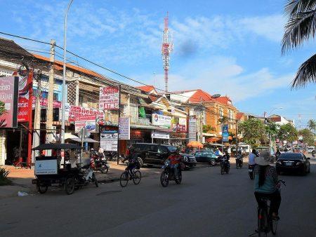 Уровень жизни в Камбодже
