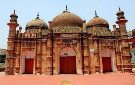 мечеть Хана Мохаммада Мридха