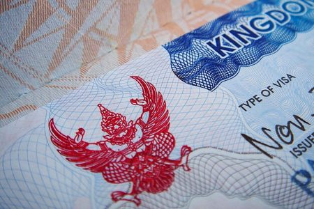 Виза в таиланд на полгода