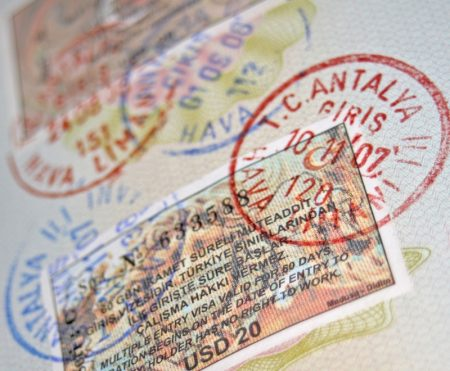 турецкая виза