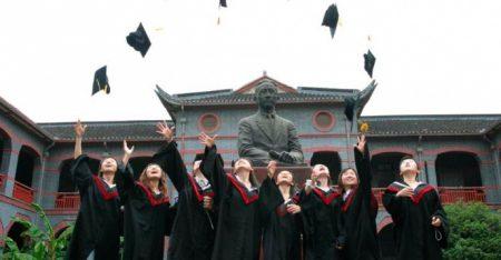 Учеба в Китае