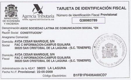 Налоговый код в Испании