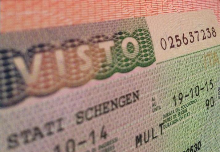 Шенгенская виза 2013