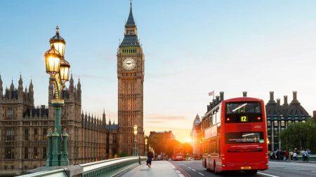 Стажировка в Лондоне