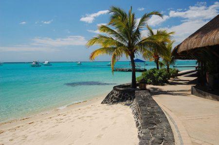 Побережье острова Маврикия