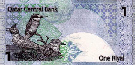 Валюта Катара