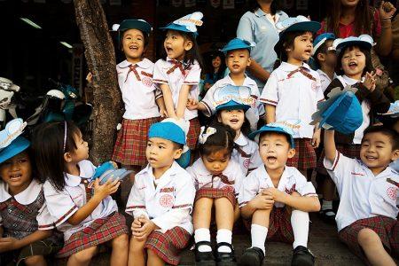 образование детей в Тайланде