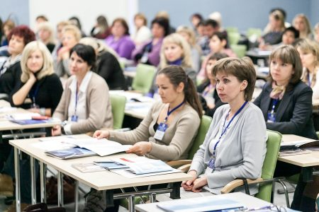 повышения квалификации и для обмена международным опытом