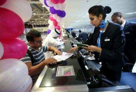 получение визы в аэропорту ОАЭ