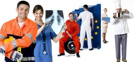 Работа в Испании для граждан ЕС