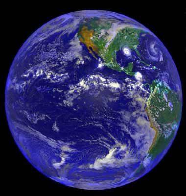 Земля и океаны