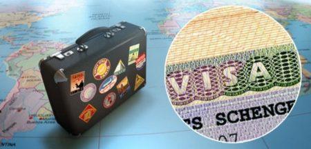 Туристический чемодан