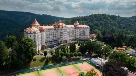 Гостиница в Чехии
