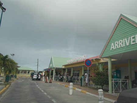 аэропорт L'Espérance