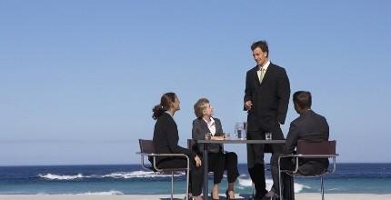 Бизнес на море