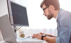 Работник IT-сектора