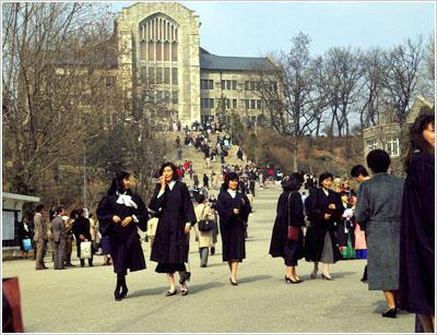 Женский университет Ихва