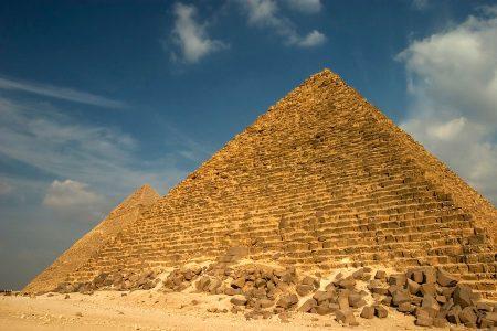 Египетские пирамиды, Каир