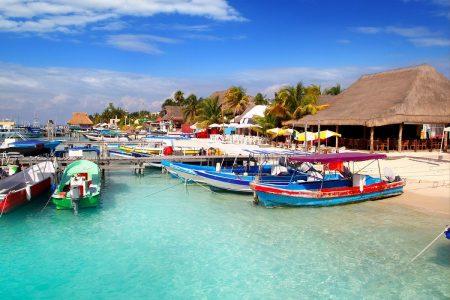Порт Исла-Мухерес, Мексика