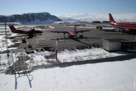 аэропорт Длиннофьордово, Гринландия