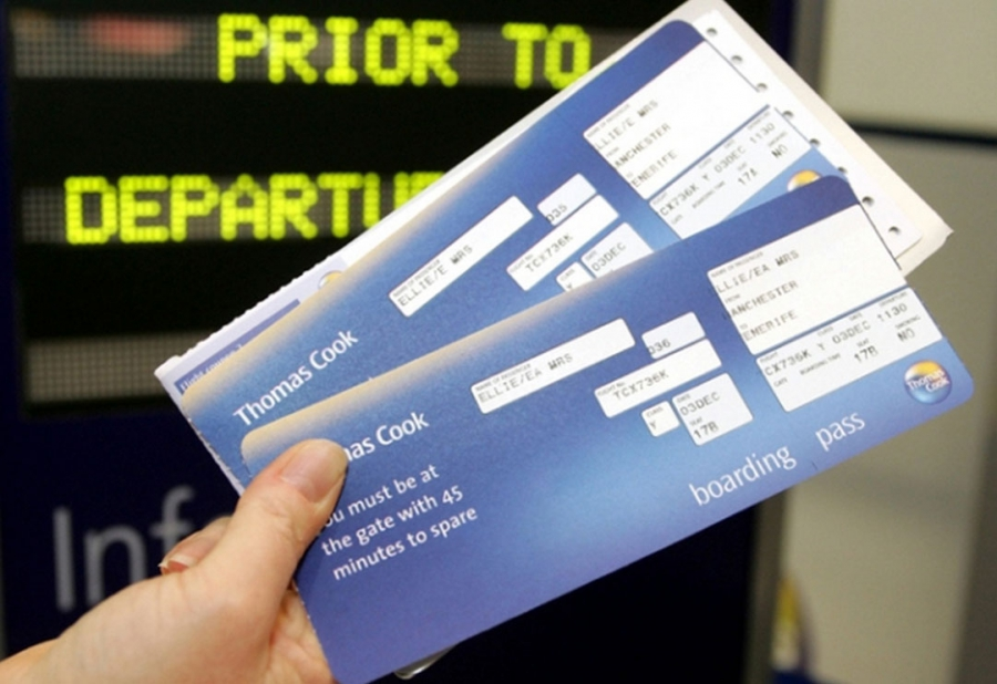 Покупка авиабилета без загранпаспорта