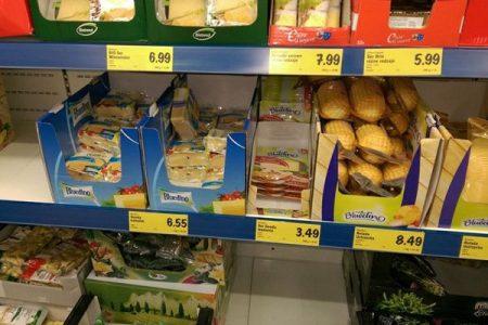 Цены в Литве