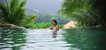 Водопад на Коста-Рике