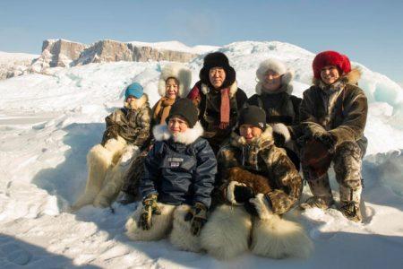 Коренные жители Гренландии