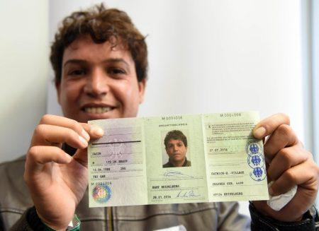 Получение паспорта беженцем
