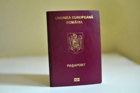 Загранпаспорт в Румынию