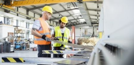 Промышленное производство в Латвии