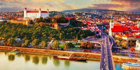 Виды Словакии