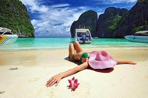 Куда поехать отдохнуть на море в марте без визы