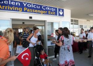 Вывоз продуктов из Турции