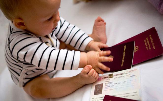 Как оформить загранпаспорт для ребенка? - …