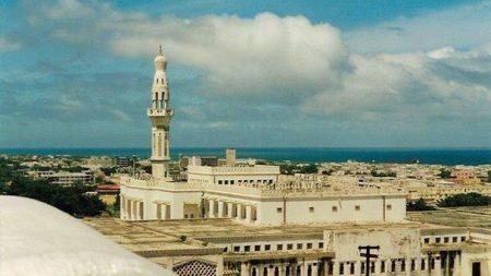 Мечеть Фахр ад-Дин, Сомали