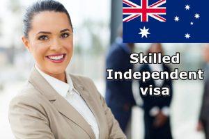 программа Skilled – Independent Visa.