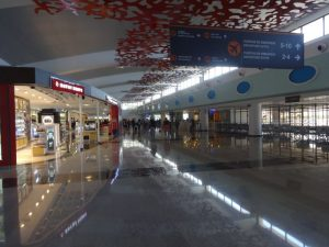 Международный аэропорт Грегорио Луперон